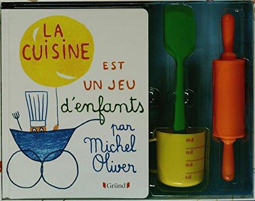 Coffret La cuisine est un jeu d'enfants