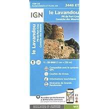 Le Lavandou / PN de Port Cros / Corniche des Maures gps