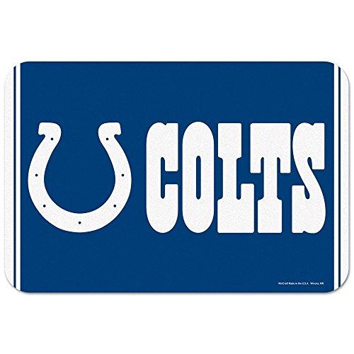 NFL Türmatte/Fußmatte 50x75cm Indianapolis Colts (Colts-fußmatten)