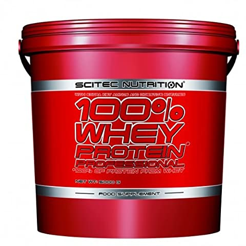 Scitec Nutrition 100% Whey Protéine Professional 5000g Fraise Top energy24Offre