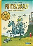 Ritter Rost 1: Ritter Rost, Band 1: Goldausgabe: Buch mit CD - Jörg Hilbert