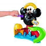 Mattel Fisher-Price Y2311 - Disney's Micky Maus Wunderhaus Spielplatz