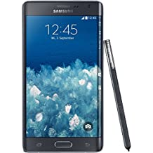 Samsung Galaxy Note Edge Smartphone (14,2 cm (5,6 Zoll) Touch-Display, 32 GB Speicher, Android 4.4) schwarz