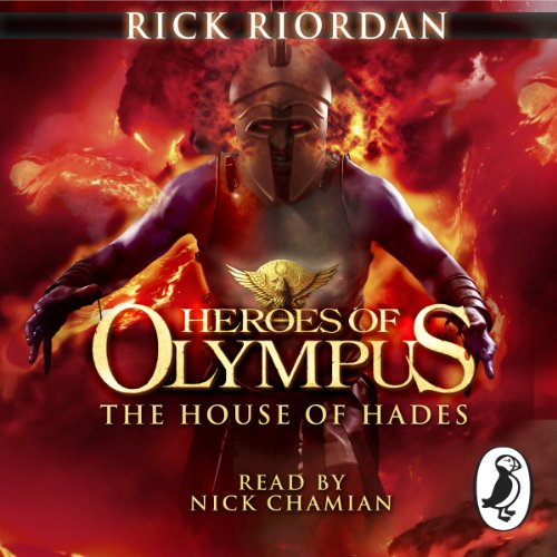 The House of Hades: Heroes of Olympus, Book 4