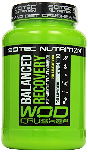 #Scitec Nutrition Balanced Recovery Pina Colada, 1er Pack (1 x 2.1 kg)#