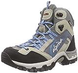alpina680347 - Scarpe da trekking e da passeggiata Donna , Blu (Blu chiaro), 41