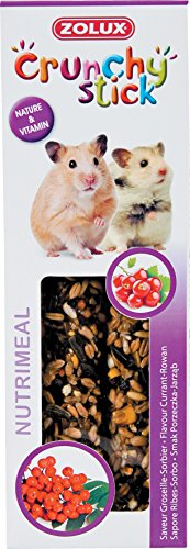 Zolux Crunchy Stick Friandise pour Hamster...