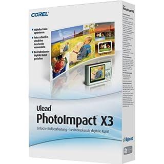 Corel Ulead PhotoImpact X3
