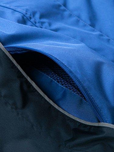 aparso -  Giacca impermeabile  - Impermeabile - Donna Blau