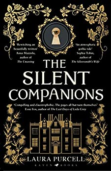 The Silent Companions: A Zoe Ball ITV Book Club pick by [Purcell, Laura]