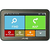 Mio Spirit 7500 Full Europe - Navegador GPS