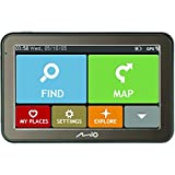 Mio Spirit 7670 LM Truck FEU Navigation - Space Grey