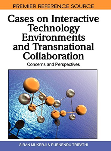 Cases on Interactive Technology Environments
