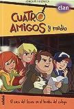 EL CASO DEL TESORO EN EL LAVABO DEL COLEGIO (la serie de TVE)