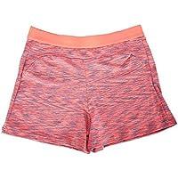 Mujer Pantalones cortos Pantalones cortos deportivos de yoga Pantalones cortos de compresión Pantalones cortos de mujer, Pantalones cortos de malla transpirables Pantalones cortos de entrenamiento Rop
