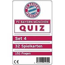 Teepe 22300 - FC Bayern München Quiz Set 4