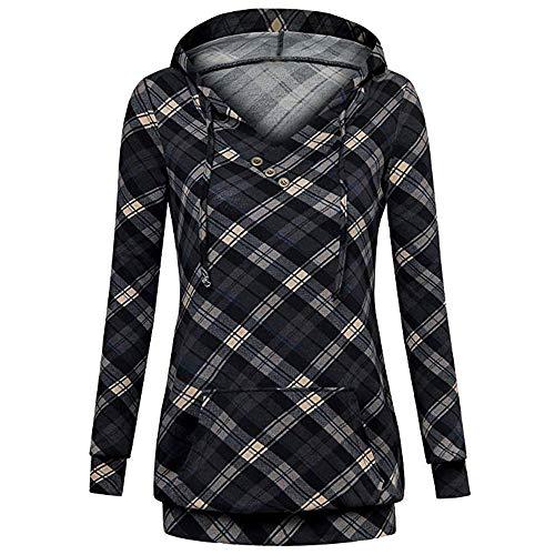 men onlyhoodie Damen Pullover Sweatshirt Kapuzenpullover Weihnachtspullover Strickpullover Winterpullover Longpullover Rollkragenpullover Herren Sweatjacke(XL) ()