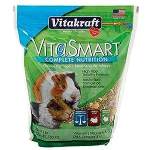 Vitrakraft Vita Smart Adult Guinea Pig Food 4lb