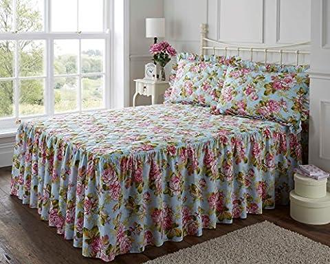 Hampton Floral Pillow