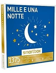 SMARTBOX - Cofanetto Regalo -MILLE E UNA NOTTE 1 notte con colazione e 1 cena o 1 giornata relax o 1 momento speciale per 2 persone