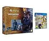 Pack PS4 1 To + Uncharted 4: A Thief's End + FIFA 17