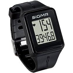 Sigma Sport 24500 Pulsómetros, Unisex Adulto, Negro, Talla Única