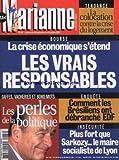 MARIANNE [No 284] du 30/09/2002 - LA COLOCATION - BOURSE - CRISE - LES PERLES DE LA POLITIQUE - LES BRESILIENS ONT DEBRANCHE EDF - INSECURITE - SARKOZY - LYON....