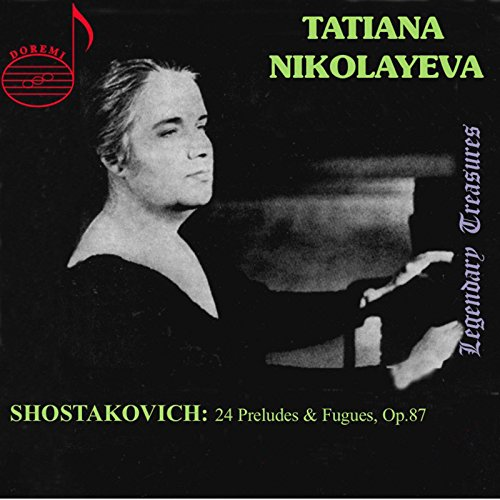 Shostakovich: 24 Preludes & Fu...