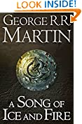 #6: A Game of Thrones: The Story Continues Books 1-5: A Game of Thrones, A Clash of Kings, A Storm of Swords, A Feast for Crows, A Dance with Dragons (A Song of Ice and Fire)
