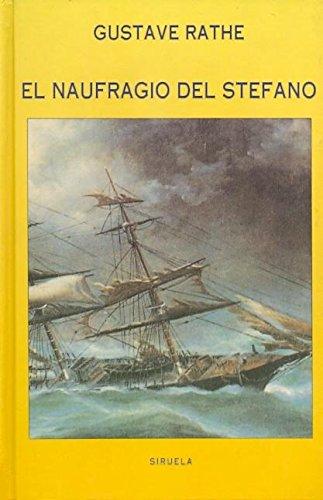 El naufragio del Stefano (Las Tres Edades) por Gustave Rathe