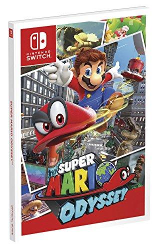 Guía oficial de Super Mario Odyssey (Tapa blanda)