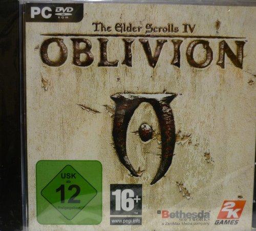 The Elder Scrolls IV OBLIVION (PC) (Pc Scrolls Iv Elder)