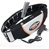 electric heating vibration slimming belt