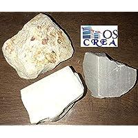 OSCrea Speckstein-Sortiment, hell by, 2,5 kg