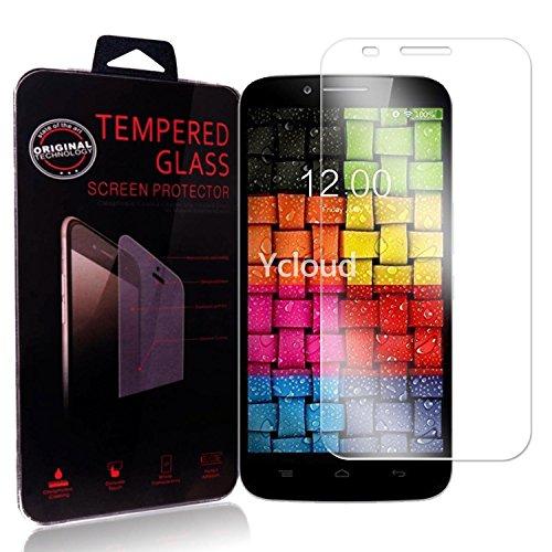Ycloud Panzerglas Folie Schutzfolie Displayschutzfolie für UMI Emax (5.5Zoll) screen protector mit Härtegrad 9H, 0,26mm Ultra-Dünn, Abgerundete Kanten