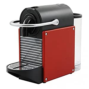 Magimix M110 Machine à Nespresso Pixie 1260 W, 111 x 326 x 235 mm (Rouge)