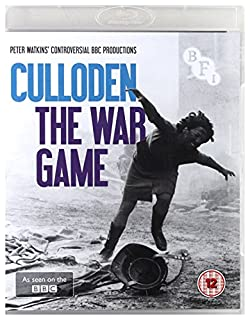 Culloden + The War Game (Dual Format Edition) [DVD] (B017HL1X1E) | Amazon price tracker / tracking, Amazon price history charts, Amazon price watches, Amazon price drop alerts