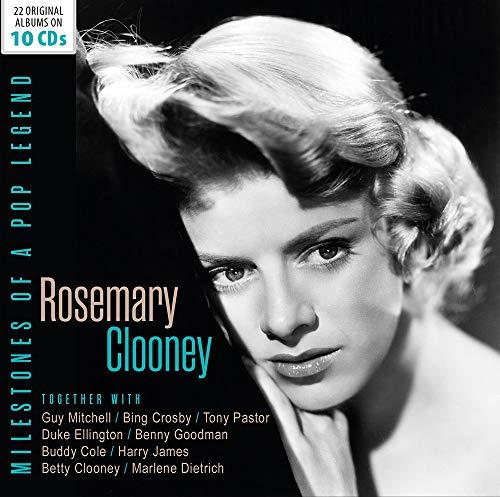 Milestones of a Pop Legend (Rosemary Clooney-cd)