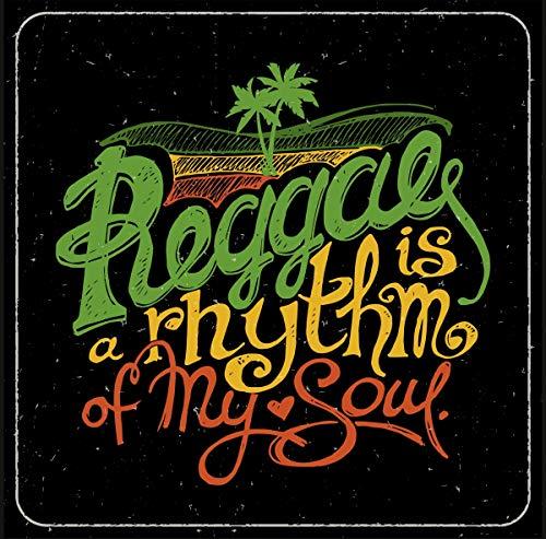 Reggae Is A Rhythm Of My Soul - 180g Black Vinyl Compilation [Vinyl LP]