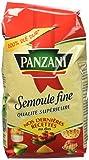 Panzani Semoule Fine 500 g - Lot de 3