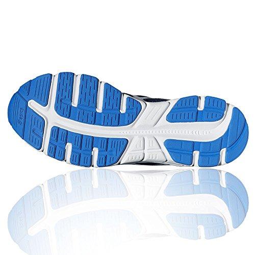 Asics Herren Gel-Impression 9 Laufschuhe indigo blue-white-electric blue (T6F1N-4901)