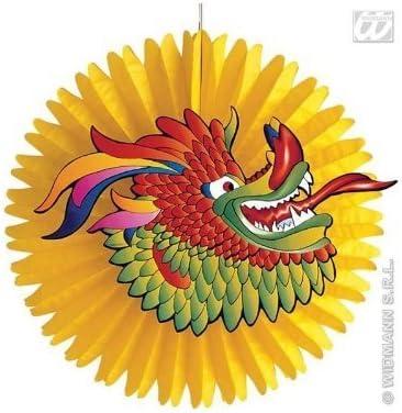 WIDMANN WIDMANN WIDMANN S.R.L. ASIE - Rosette jaune avec dragons B006TWNR9E a85918