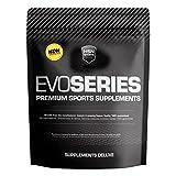 Pre-Entreno Potente Evordx 2.0 de HSN Sports | Pre Workout con Cafeína, Creatina Creapure, BCAAs, Beta-Alanina, Arginina | Óxido Nítrico | Sin Carbohidratos | Sabor Cola - 500g