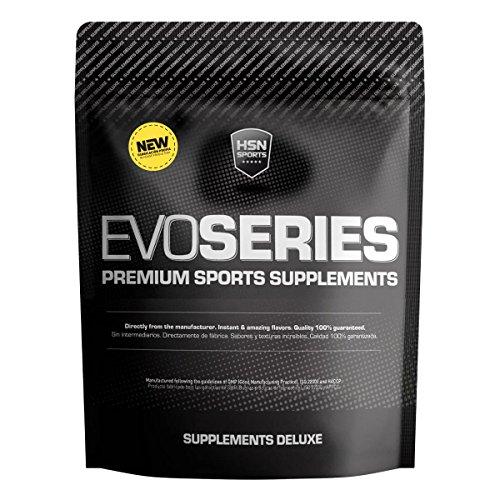 HSN Sports Evoexcel 2.0 Proteína de Suero de Leche, Sabor Vainilla - 500 gr