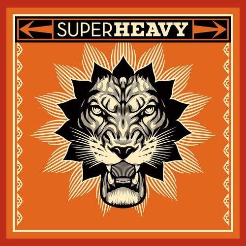 SuperHeavy (Damian Marley-cd)