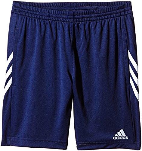 adidas Jungen Trainingsshorts Sereno 14, new navy/white, 10 Jahre, F49690