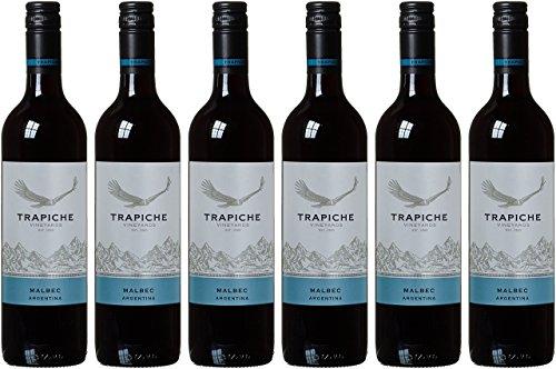 Bodegas Trapiche Varietals Malbec 2016/2018 Trocken (6 x 0.75 l)