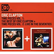 2 For 1: Time Pieces Vol.1/ Time Pieces Vol.2 (Digipack ohne Booklet)