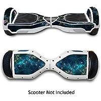 Pelle per autobilanciante Scooter Adesivi per scooter elettrico Hoover tavole Skateboard Sticker per Self equilibrio elettrico Skateboard Bluetooth - Coperture per Real 2 ruote Scooter - Adesivi Casi per motorizzati Longboard alla deriva Boards - Universe