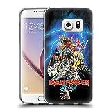 Offizielle Iron Maiden Best Of Beast Kunst Soft Gel Hülle für Samsung Galaxy S7
